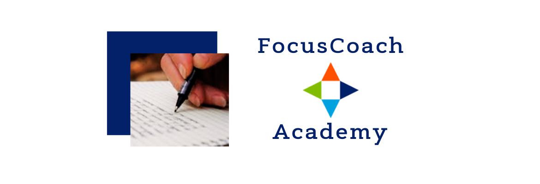 FocusCoach Academy banner